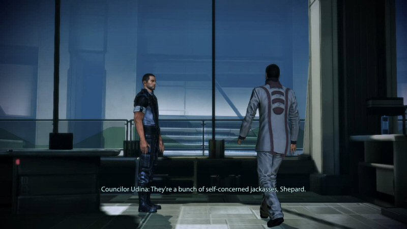 I`m pretty sure this is the most hypocritical line in the whole game.