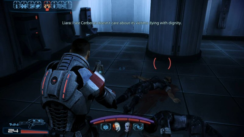 Hey Hackett, you have any guess what might have killed these guys? I`m thinking they maybe slipped on the wet floor?