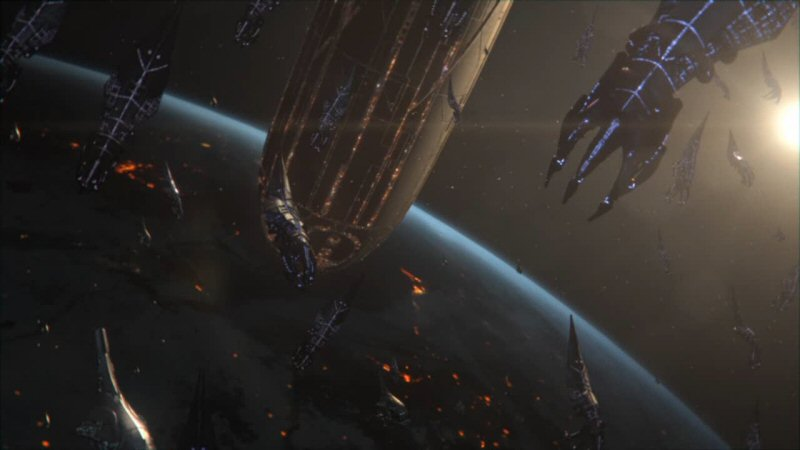 OF COURSE! The Citadel is moved to Earth! It's so obvious! All the pieces fall perfectly into place!