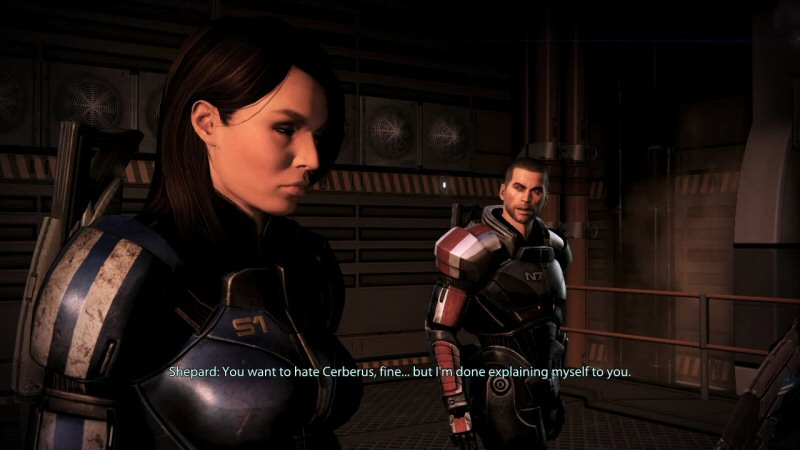 You think I`m hating on Cerberus NOW, Shepard? Just wait until part 41.