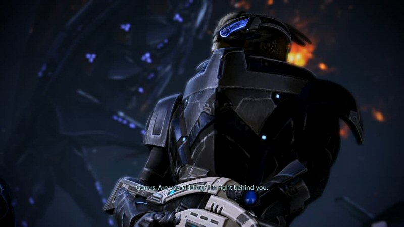 Honest question: Do people love the Mass Effect 1 characters so much because we've spent three games with them now, or because they're more interesting than the characters we meet in this game?