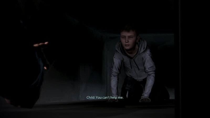 You can't help me. If you did, then at the end of the game Hologram Kid would need to be replaced with Hologram Guy Who Sold You Weapons In Mass Effect 1.