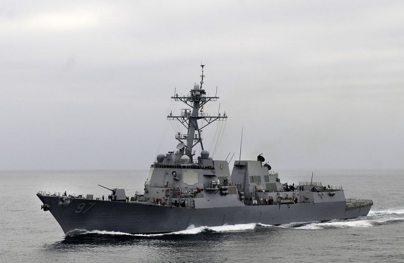 United States Arleigh Burke-class destroyer