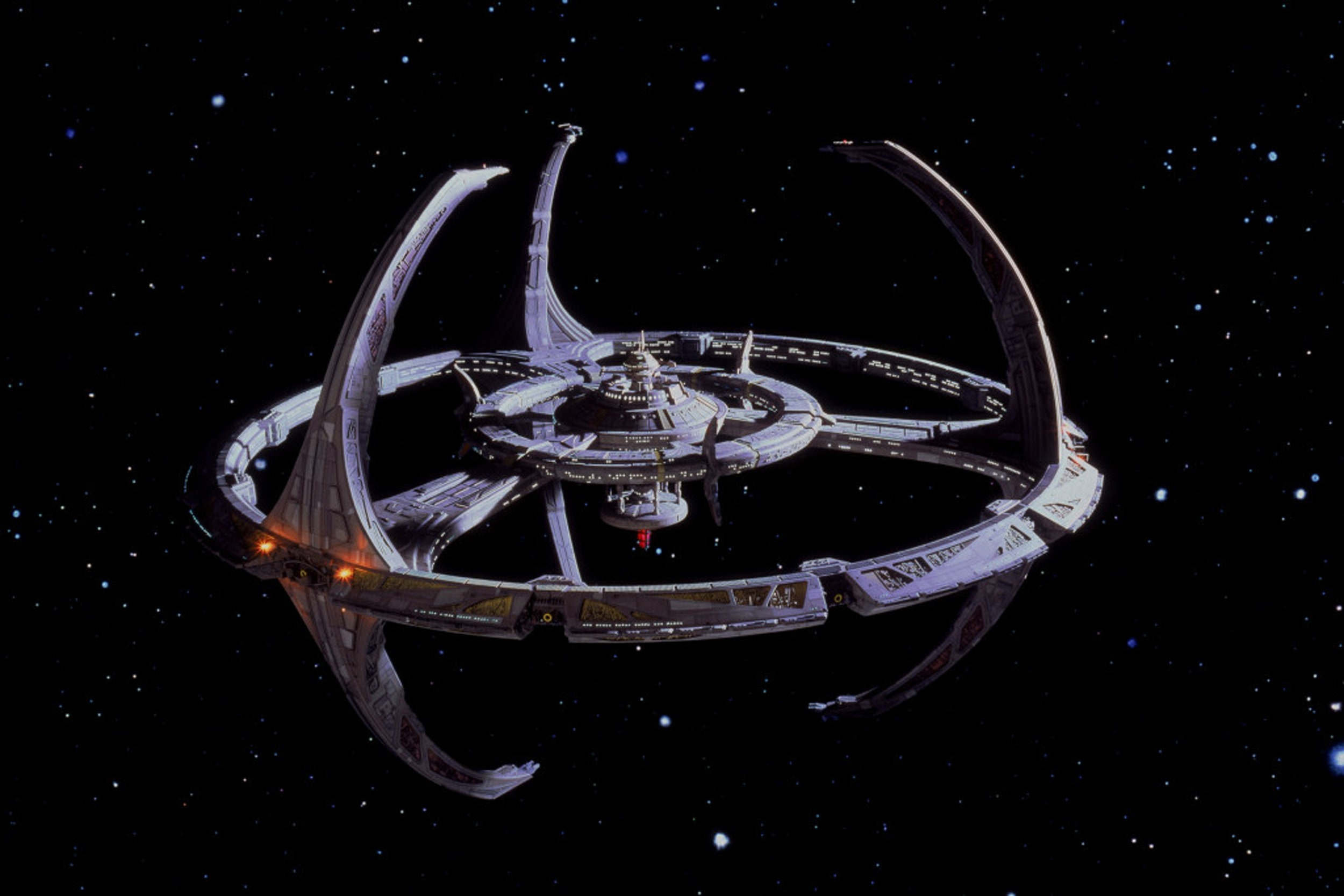 For my money, still one of the coolest-looking space stations ever built.