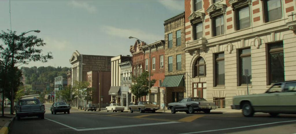 Main Street of Butler, PA... OR IS IT?