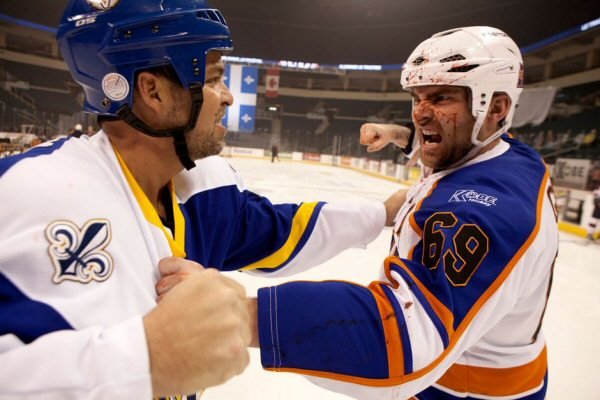 From GOON. I love this movie.
