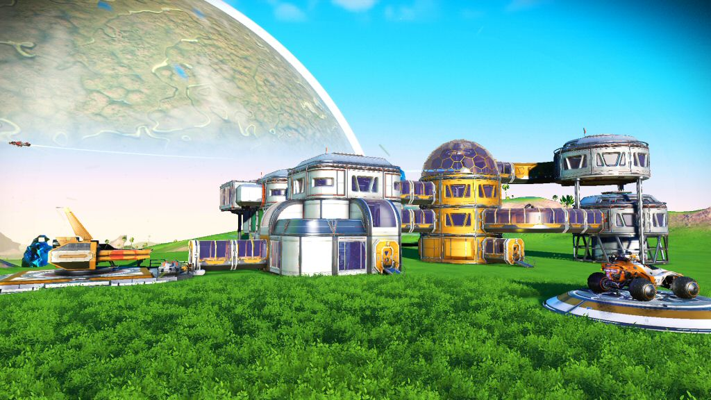 My base. I'm kinda happy with how it turned out. Too bad about literally everything else.