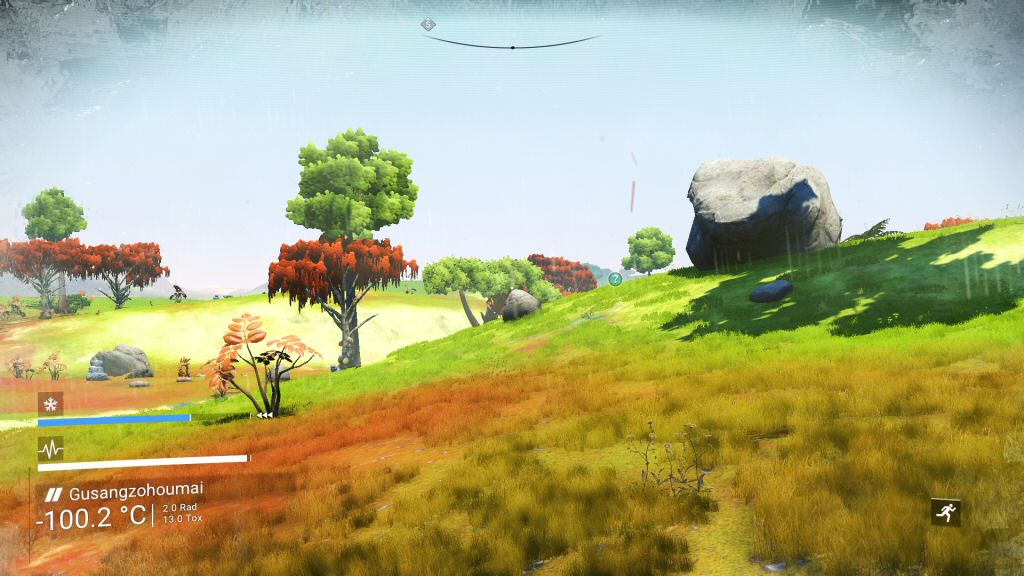 To be fair: While not as pretty as the pre-release trailer, some places DO look pretty good, even on middling graphics hardware.