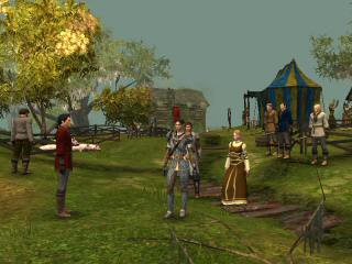 The high harvest fair in your hometown of West Harbor is actually pretty fun, and there are some great characters to meet.  If you skip the tutorial you'll miss out on it, though.