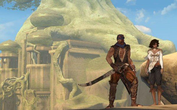 Prince of Persia 2008 – The Prince and Elika