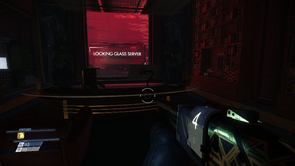 Okay, okay! You`re a spiritual successor to the System Shock series. I get it already.