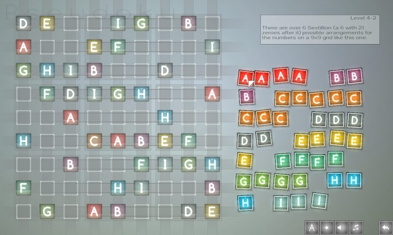 The new all-letters tileset.