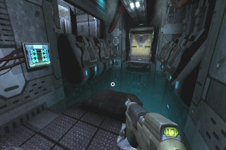 Quake 4: Strogg Base