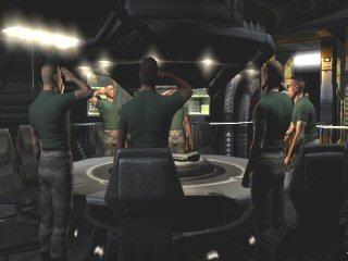 Quake 4: Command briefing