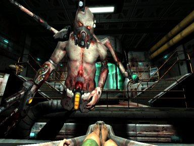 Quake 4: Stroggification