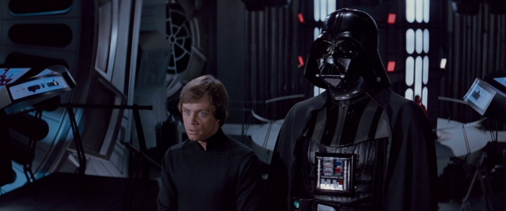 It'll be fine once these two kill Palpatine so he can never bother them ever again and will stay dead forever.