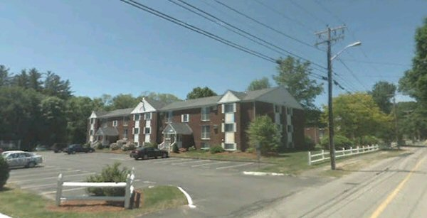 We never took a picture of the outside of our condo. This one was swiped from Google Earth.