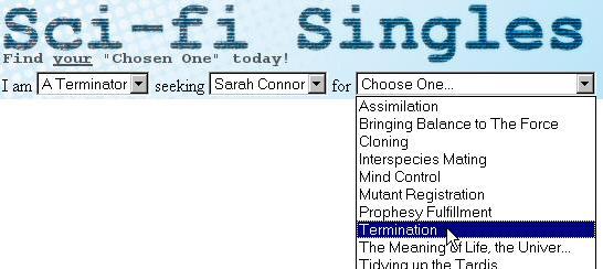Singles ads