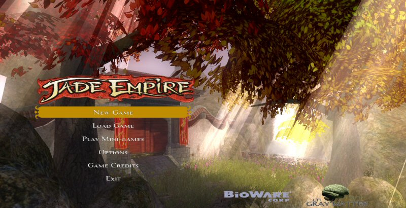 Jade Empire was beautiful and charming, but mechanically it was kind of a mess.