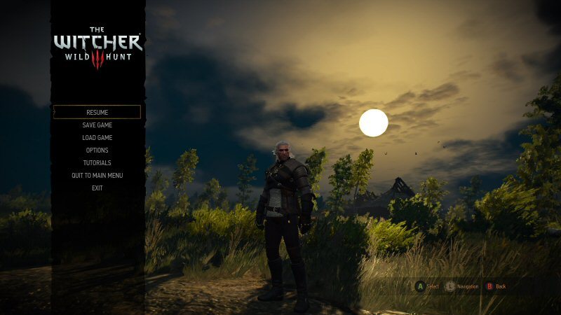 Witcher 3 first impressions twenty sided witcher 3 first impressions solutioingenieria Image collections