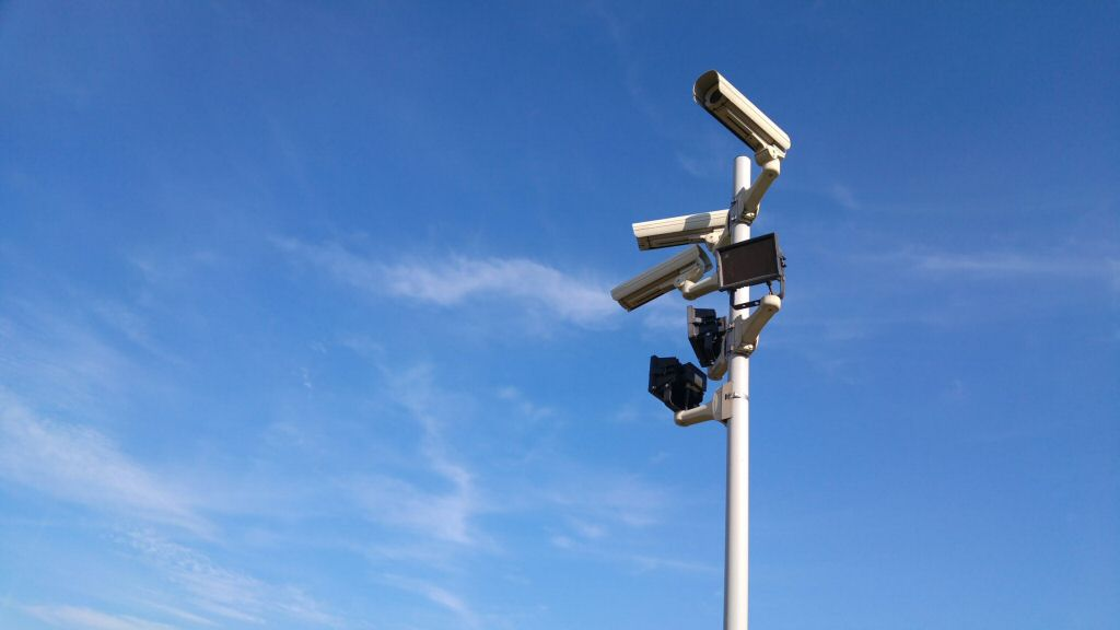 Big Brother is watching you. However, Big Brother is watching a LOT of people and sometimes he has trouble keeping up.