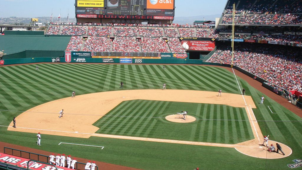 Baseball is America's pastime. At least when America isn't busy watching football, NASCAR, and the Kardashians.