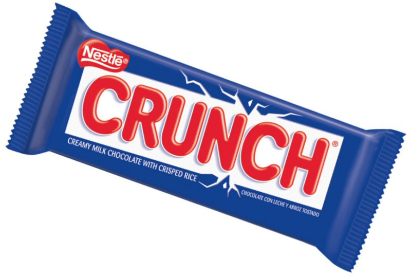 You know you're at the end of your Halloween candy when you start eating these. It's like munching on a chocolate-flavored candle.