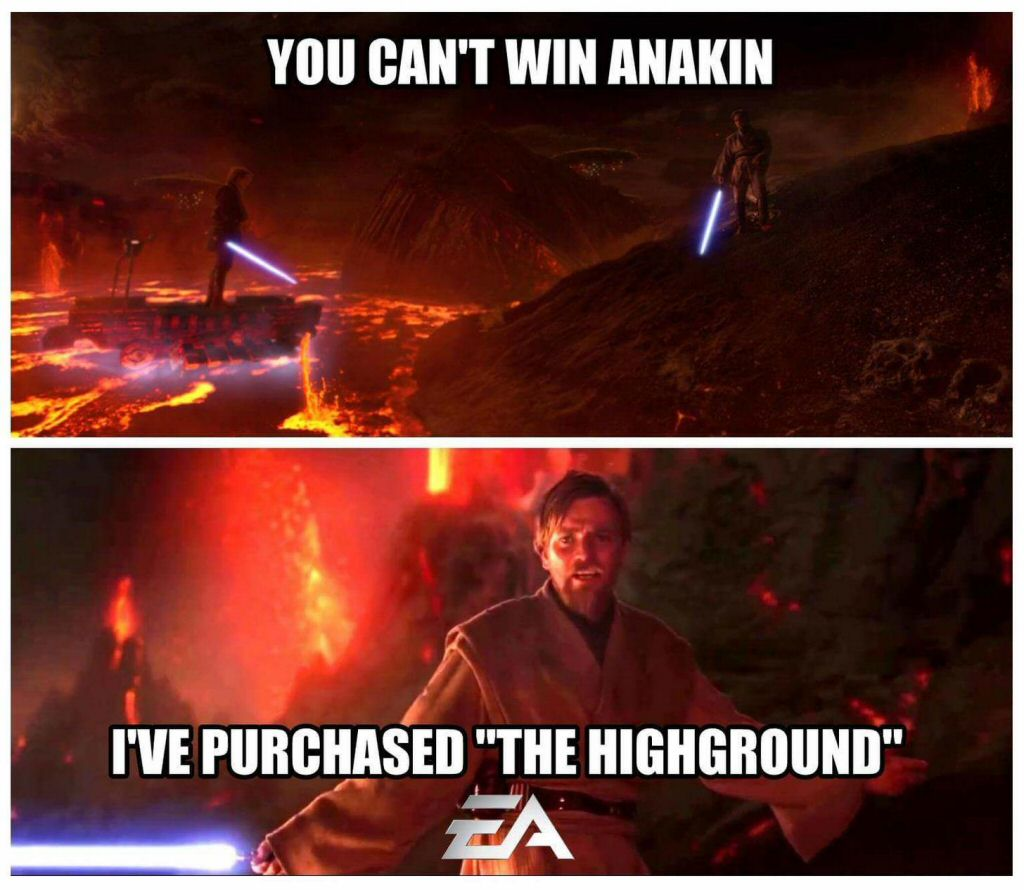 I`m not going to purchase Battlefield II, so instead of screenshots you get memes.