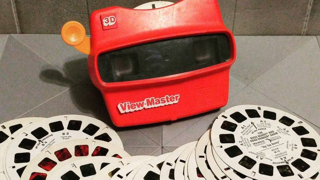 This was what passed for VR in the 1970s. The past sucked.