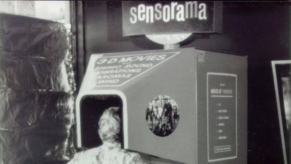"""An amusing early attempt at """"VR"""". Image from Wikimedia."""