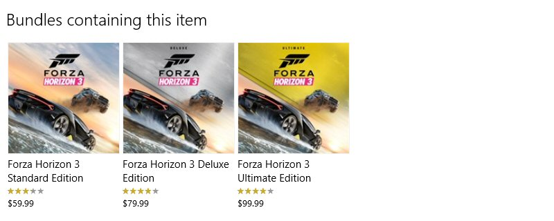 THESE ARE NOT BUNDLES. BUNDLE IMPLIES MULTIPLE GAMES. YOU DOLTS.