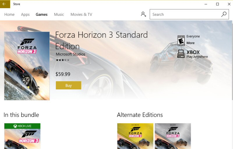 Enjoy the advantages of paying console markup prices for PC games!