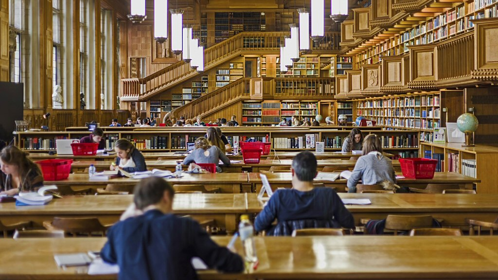 Have you ever had to visit multiple libraries to see if they have a special book you're looking for? No? Oh right. We have the internet now. Well, it used be be a problem, and it was a lot like looking for programming libraries. You need to invest time just to see if the library has what you want.