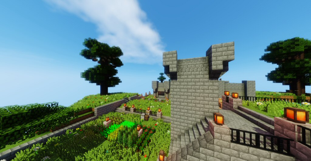 I couldn't find a stock photo to represent the abstract problems of library integration, so here's a screenshot from Minecraft.