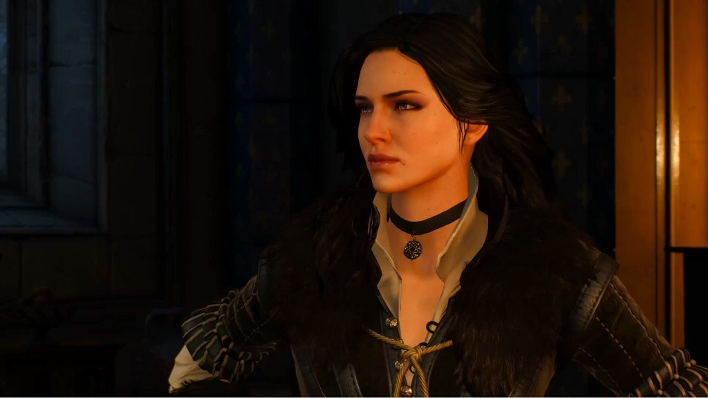 They nailed her look, in my opinion. This is pretty much exactly how I pictured her in the books.