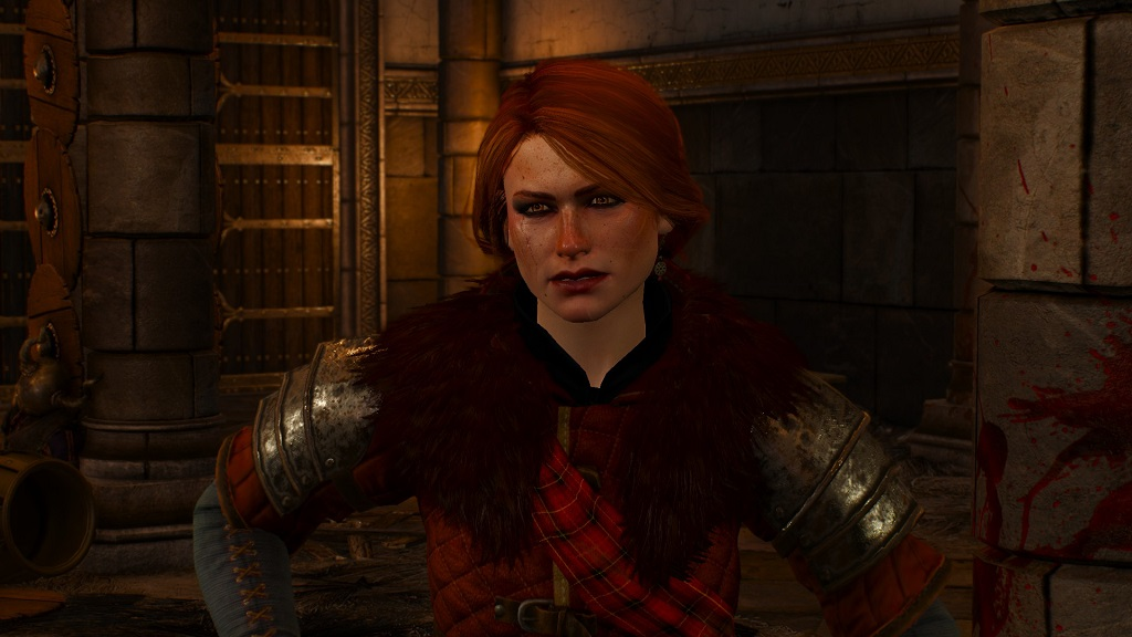 Amidst all the things the game does well, animation is one you don't always hear talked about. You can get a good sense of Cerys' personality just by the way she stands.