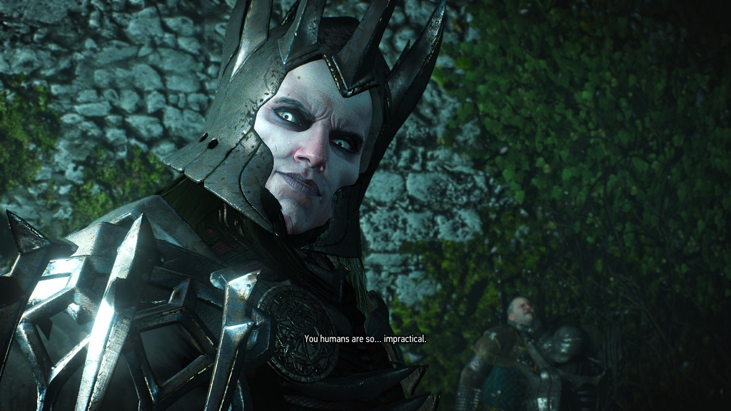 Elves are the worst, and the Aen Elle are the worst of the worst. Just look at this smug asshole! This is exhibit no. 456 for why I'm a dwarf man.