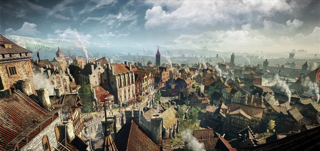 Novigrad is one of this game's many triumphs. I've personally never seen a more visually convincing fantasy city.