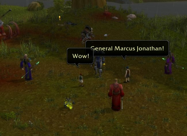 No, you guys are thinking of SPECIFIC Marcus Jonathan.