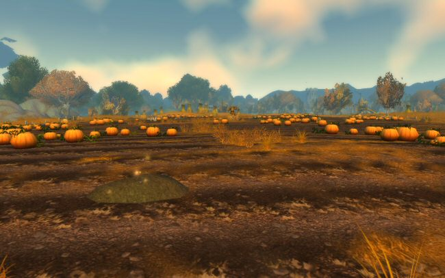 THIS ZONE IS AUTUMN THEMED. I GET IT ALREADY. GEEZE.