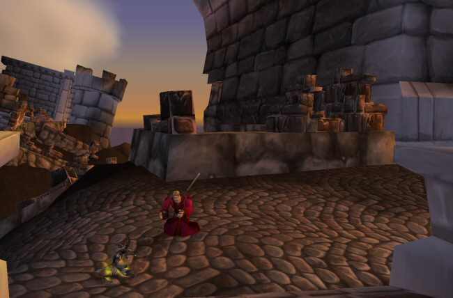 Welcome to the new Stormwind, now with more rubble.