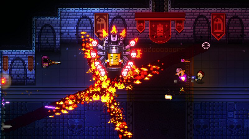 My biggest disappointment of 2016 was seeing just how dang good Enter the Gungeon looked, a game in roughly the same genre that released at the same time as Good Robot.