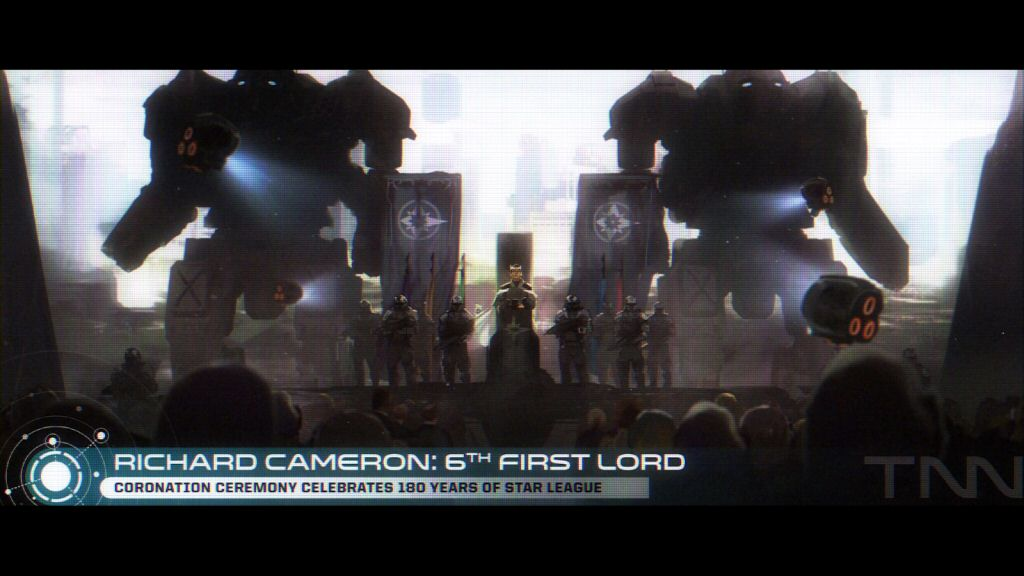 He's the SIXTH 'First' Lord? Doesn't that make him the sixth lord? What sort of numerical shenanigans is this political system based on?
