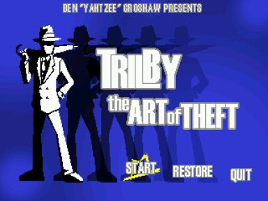Art of Theft