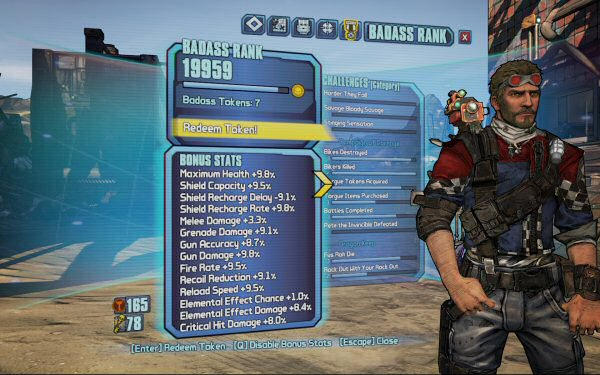 "Axton kinda ruined the game for me. His special power was a turret with massive hitpoints and good damage output that instantly grabbed all aggro. It was basically a ""get out of dying, free"" button. It felt far more powerful than the other special abilities, but was also kinda boring to use."
