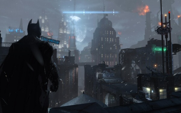 In Arkham City (the game) Old Gotham (the place) was renamed to Arkham City (the prison) but in Arkham Origins (the prequel) it's still called Old Gotham.