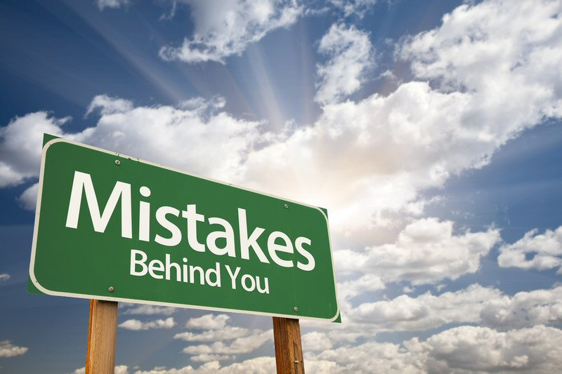 Someday we'll be able to look back and understand these mistakes with perfect clarity. Or we would, if we weren't so busy making new mistakes.