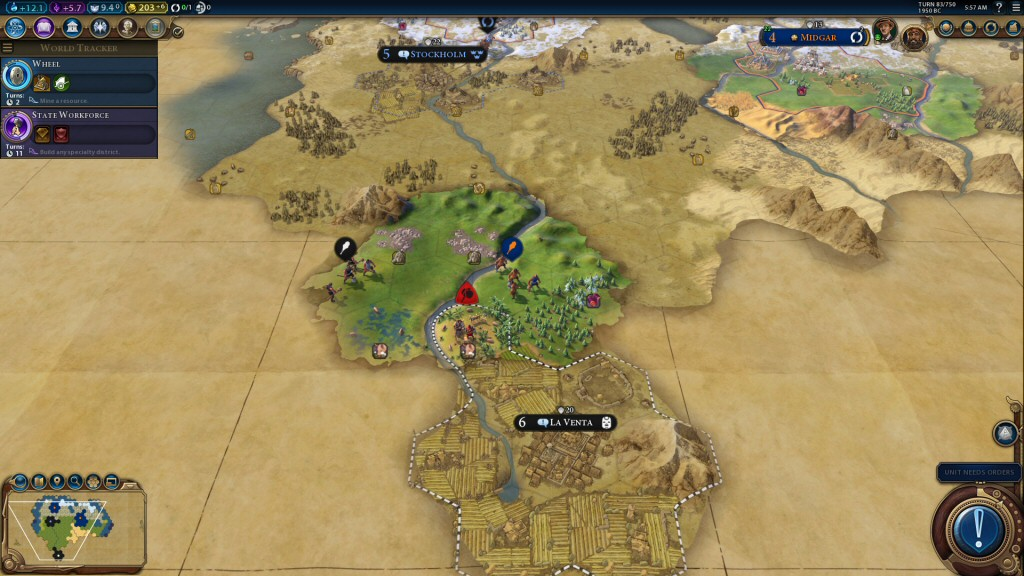 I really question the barbarian strategy of assaulting advanced fortified cities. Even barbarians have a sense of self-preservation. And if they somehow don't, then natural selection ought to solve this problem for me.