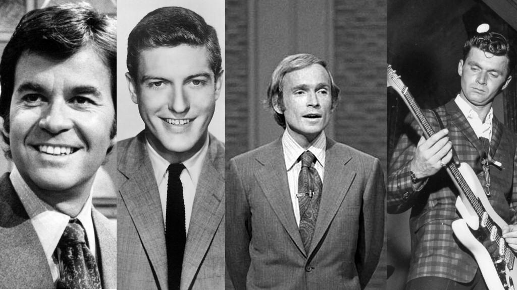 Clark, van Dyke, Cavett, and Dale.