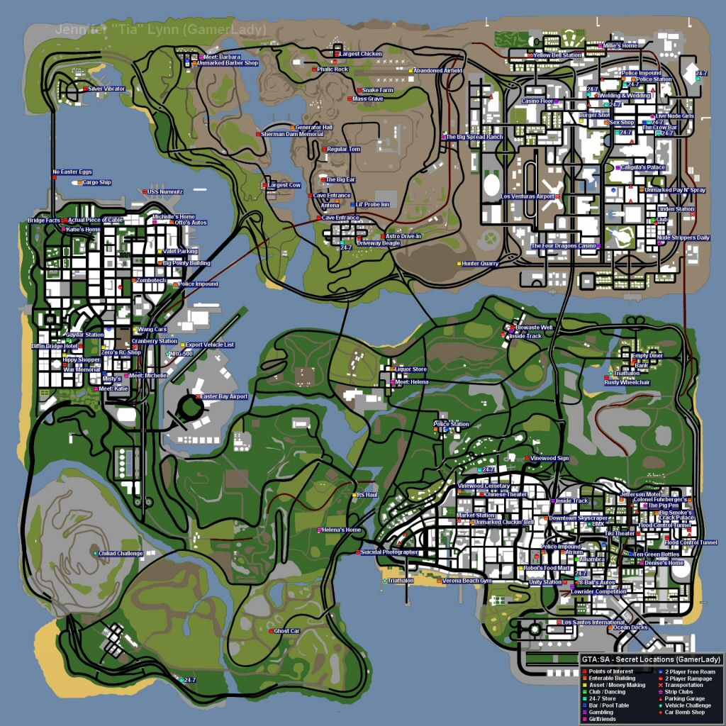 According to the watermark, this map was made by a fan? I found it on a forum without attribution link. I don't know who Tia is / was, but they made a really good map.